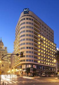 Ansicht AC Hotel Málaga Palacio