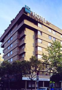 Ansicht AC Hotel Ciudad de Pamplona