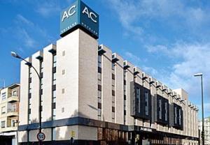 Ansicht AC Hotel Zaragoza Los Enlaces