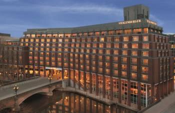 Hotelbild Steigenberger Hotel Hamburg
