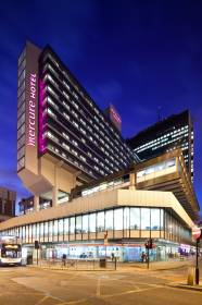 Ansicht Mercure Manchester Piccadilly Hotel