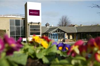 Ansicht Mercure Wetherby Hotel