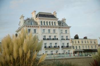 Ansicht Mercure Brighton Seafront Hotel