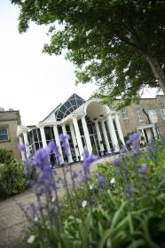 Ansicht Mercure York Fairfield Manor Hotel