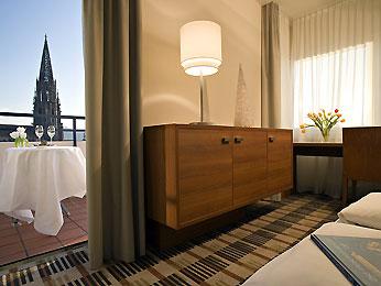 Hotelbild Mercure Hotel Freiburg Am Muenster