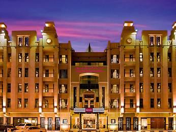 Ansicht Mercure Gold Hotel Al Mina Road Dubai