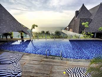 Ansicht The Kuta Beach Heritage Hotel Bali - Managed by Accor