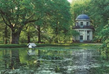Englischer Pavillon im Schlosspark