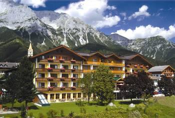 Ansicht Hotel Matschner
