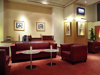 Ansicht Mercure Hotel Hannover City