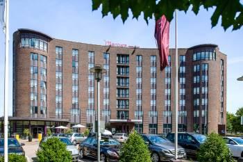 Ansicht Mercure Hotel Hamburg City