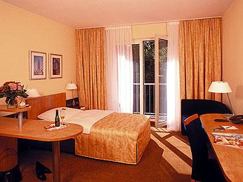 Ansicht Mercure Hotel & Residenz Frankfurt Messe