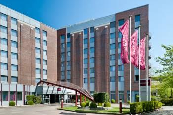 Außenansicht des Hotels