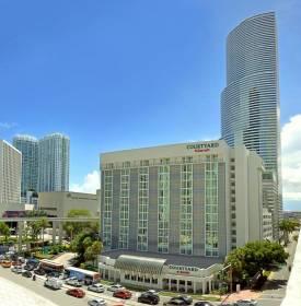 Courtyard Miami Downtown / Brickell Area