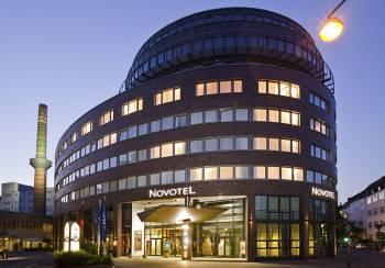 Ansicht Novotel Hannover