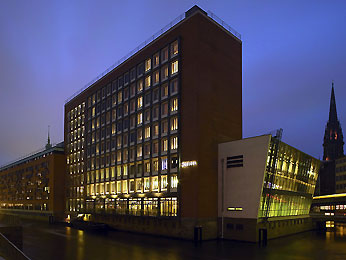 Hotelbild Sofitel Hamburg Alter Wall