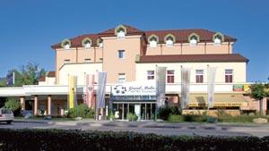 Ansicht Globa Plaza Hotel Villach