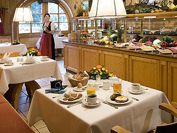 Ansicht Mercure Hotel Garmisch Partenkirchen