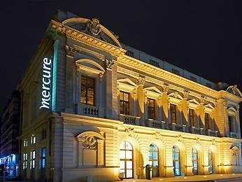 Ansicht Hôtel Mercure Cholet Centre