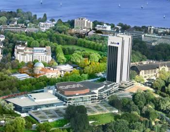 Ansicht Radisson Blu Hotel, Hamburg City Center
